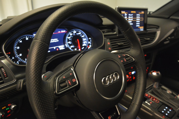 Used 2014 Audi RS 7 4.0T quattro Prestige for sale Sold at Bentley Greenwich in Greenwich CT 06830 18