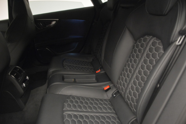 Used 2014 Audi RS 7 4.0T quattro Prestige for sale Sold at Bentley Greenwich in Greenwich CT 06830 21