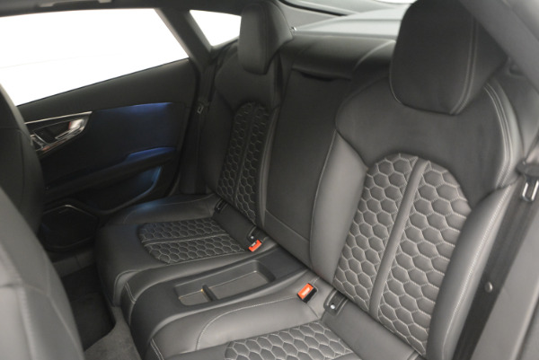 Used 2014 Audi RS 7 4.0T quattro Prestige for sale Sold at Bentley Greenwich in Greenwich CT 06830 22