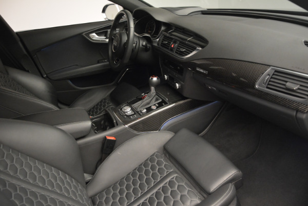 Used 2014 Audi RS 7 4.0T quattro Prestige for sale Sold at Bentley Greenwich in Greenwich CT 06830 23