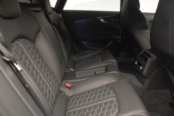 Used 2014 Audi RS 7 4.0T quattro Prestige for sale Sold at Bentley Greenwich in Greenwich CT 06830 25