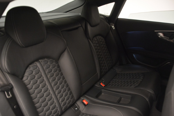 Used 2014 Audi RS 7 4.0T quattro Prestige for sale Sold at Bentley Greenwich in Greenwich CT 06830 26