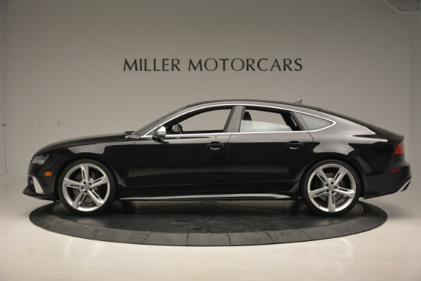 Used 2014 Audi RS 7 4.0T quattro Prestige for sale Sold at Bentley Greenwich in Greenwich CT 06830 3