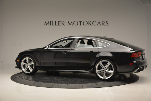 Used 2014 Audi RS 7 4.0T quattro Prestige for sale Sold at Bentley Greenwich in Greenwich CT 06830 4