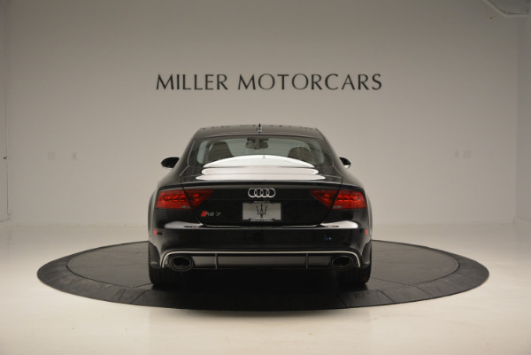 Used 2014 Audi RS 7 4.0T quattro Prestige for sale Sold at Bentley Greenwich in Greenwich CT 06830 6