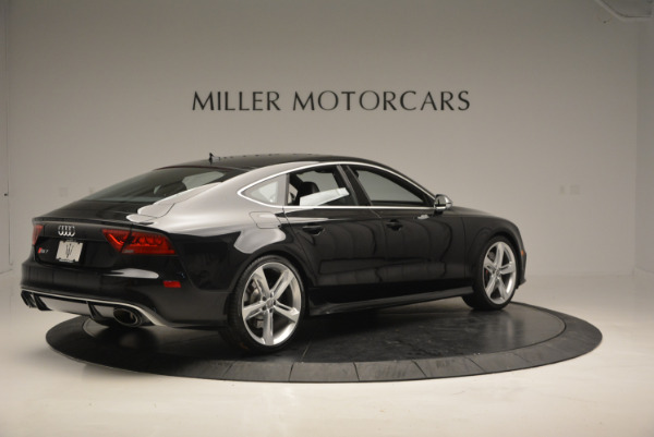Used 2014 Audi RS 7 4.0T quattro Prestige for sale Sold at Bentley Greenwich in Greenwich CT 06830 8