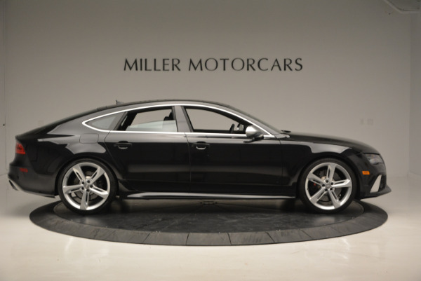 Used 2014 Audi RS 7 4.0T quattro Prestige for sale Sold at Bentley Greenwich in Greenwich CT 06830 9
