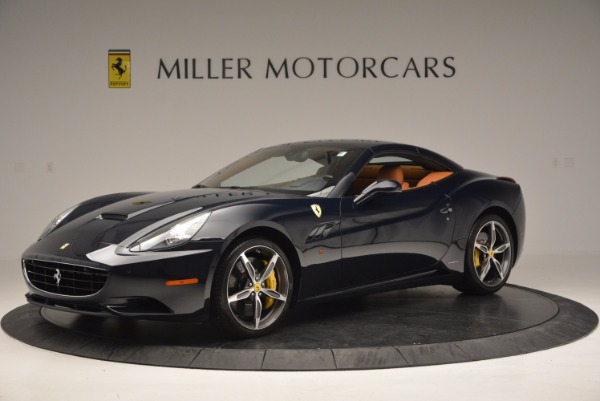Used 2013 Ferrari California 30 for sale Sold at Bentley Greenwich in Greenwich CT 06830 14