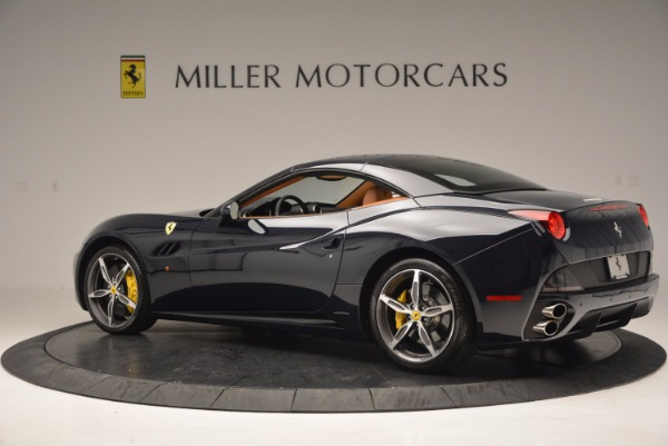 Used 2013 Ferrari California 30 for sale Sold at Bentley Greenwich in Greenwich CT 06830 16