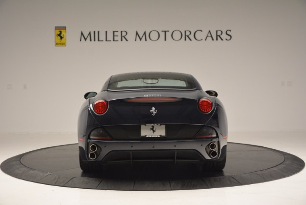 Used 2013 Ferrari California 30 for sale Sold at Bentley Greenwich in Greenwich CT 06830 18