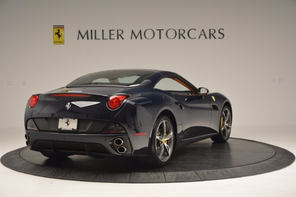 Used 2013 Ferrari California 30 for sale Sold at Bentley Greenwich in Greenwich CT 06830 19