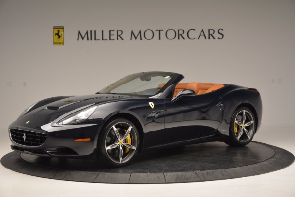 Used 2013 Ferrari California 30 for sale Sold at Bentley Greenwich in Greenwich CT 06830 2