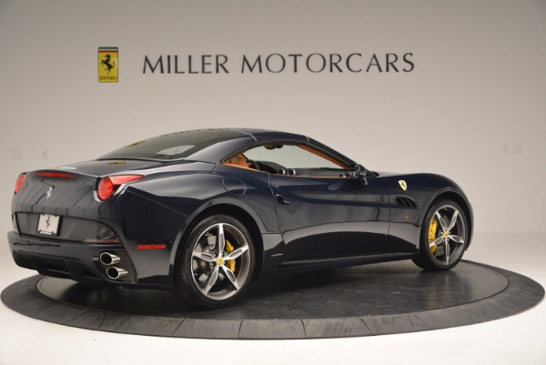 Used 2013 Ferrari California 30 for sale Sold at Bentley Greenwich in Greenwich CT 06830 20