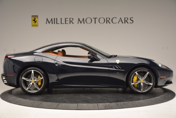 Used 2013 Ferrari California 30 for sale Sold at Bentley Greenwich in Greenwich CT 06830 21