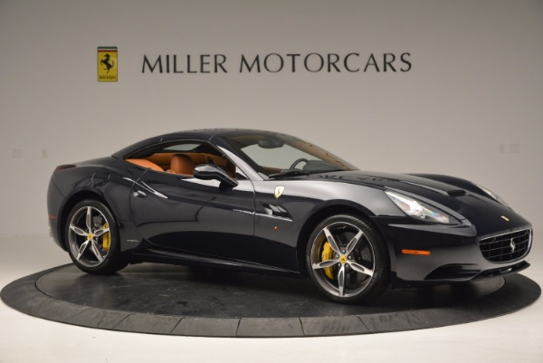 Used 2013 Ferrari California 30 for sale Sold at Bentley Greenwich in Greenwich CT 06830 22