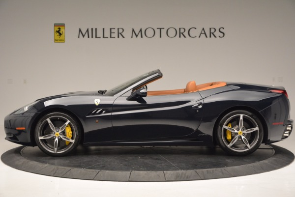 Used 2013 Ferrari California 30 for sale Sold at Bentley Greenwich in Greenwich CT 06830 3