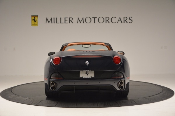 Used 2013 Ferrari California 30 for sale Sold at Bentley Greenwich in Greenwich CT 06830 6