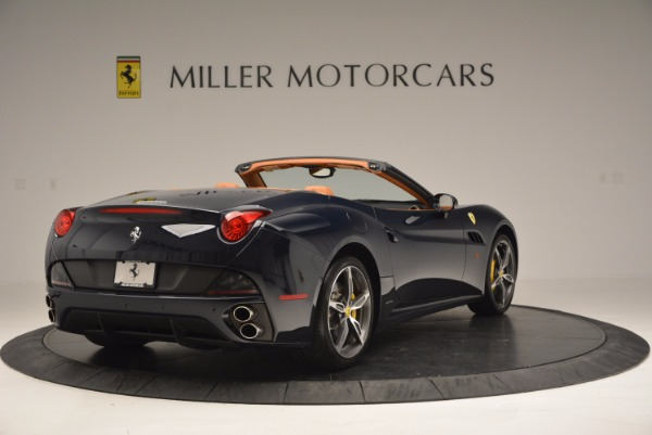 Used 2013 Ferrari California 30 for sale Sold at Bentley Greenwich in Greenwich CT 06830 7