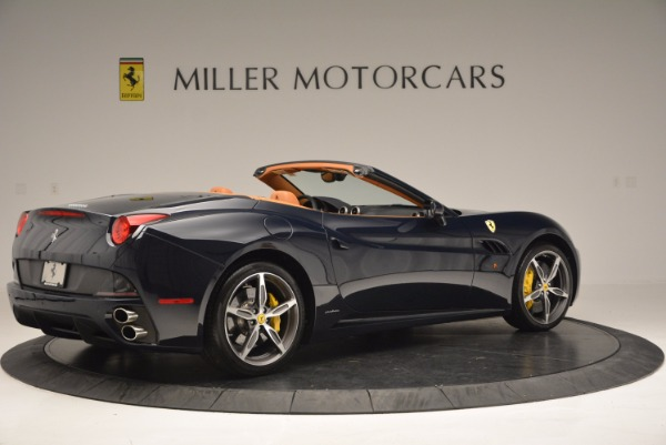 Used 2013 Ferrari California 30 for sale Sold at Bentley Greenwich in Greenwich CT 06830 8