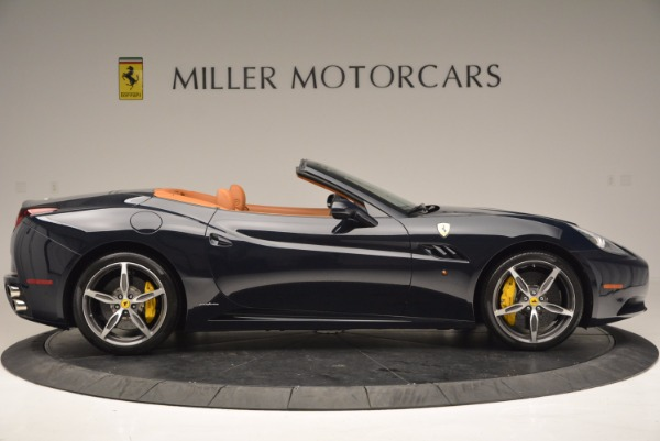 Used 2013 Ferrari California 30 for sale Sold at Bentley Greenwich in Greenwich CT 06830 9