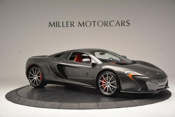 Used 2015 McLaren 650S for sale Sold at Bentley Greenwich in Greenwich CT 06830 10