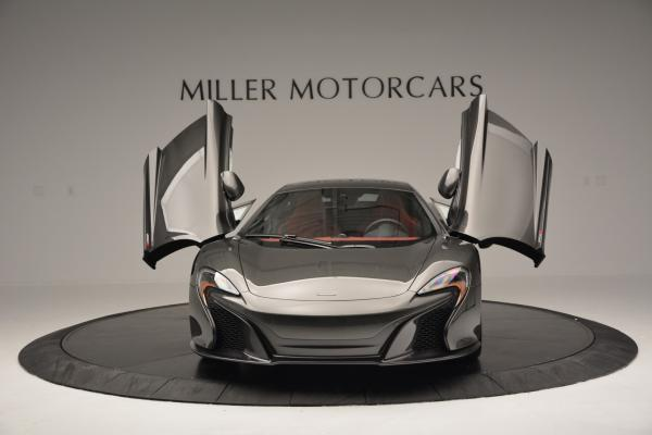 Used 2015 McLaren 650S for sale Sold at Bentley Greenwich in Greenwich CT 06830 13