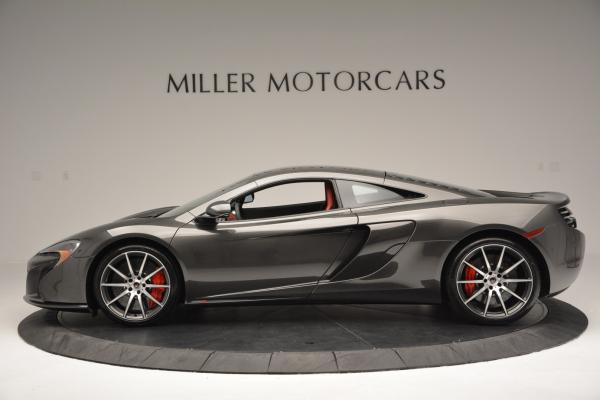 Used 2015 McLaren 650S for sale Sold at Bentley Greenwich in Greenwich CT 06830 3