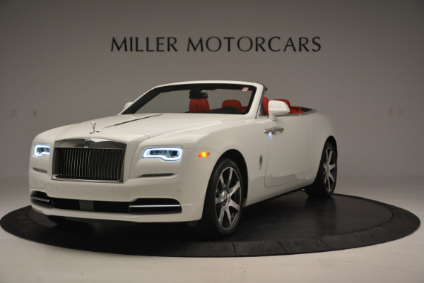 New 2017 Rolls-Royce Dawn for sale Sold at Bentley Greenwich in Greenwich CT 06830 2