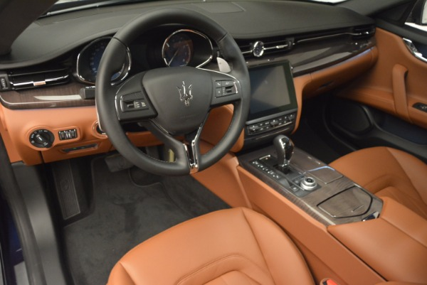 New 2017 Maserati Quattroporte S Q4 GranLusso for sale Sold at Bentley Greenwich in Greenwich CT 06830 15