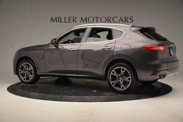 New 2017 Maserati Levante S for sale Sold at Bentley Greenwich in Greenwich CT 06830 4