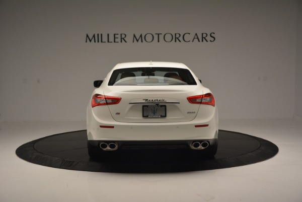 Used 2017 Maserati Ghibli S Q4 Ex-Loaner for sale Sold at Bentley Greenwich in Greenwich CT 06830 6