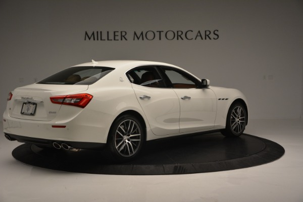 Used 2017 Maserati Ghibli S Q4 Ex-Loaner for sale Sold at Bentley Greenwich in Greenwich CT 06830 8