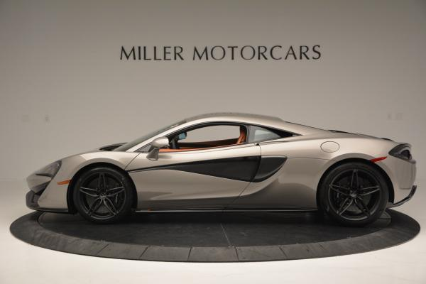 New 2016 McLaren 570S for sale Sold at Bentley Greenwich in Greenwich CT 06830 3