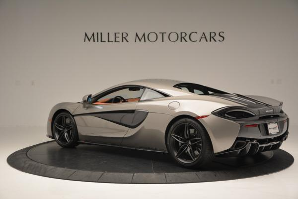 New 2016 McLaren 570S for sale Sold at Bentley Greenwich in Greenwich CT 06830 4