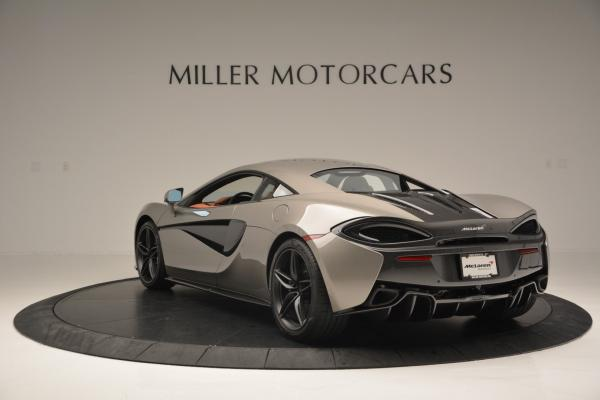 New 2016 McLaren 570S for sale Sold at Bentley Greenwich in Greenwich CT 06830 5