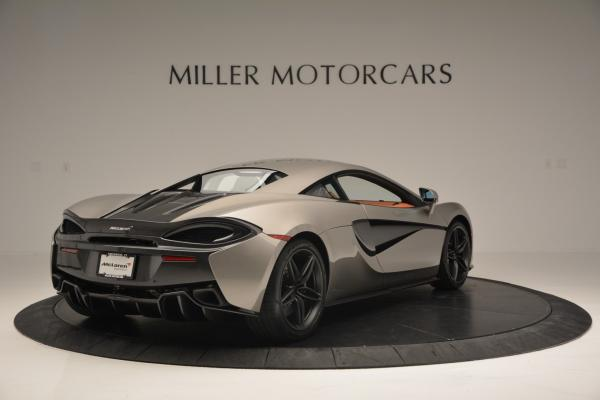 New 2016 McLaren 570S for sale Sold at Bentley Greenwich in Greenwich CT 06830 7