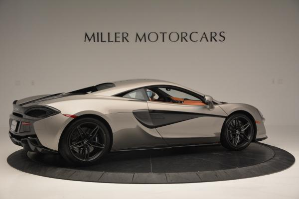 New 2016 McLaren 570S for sale Sold at Bentley Greenwich in Greenwich CT 06830 8