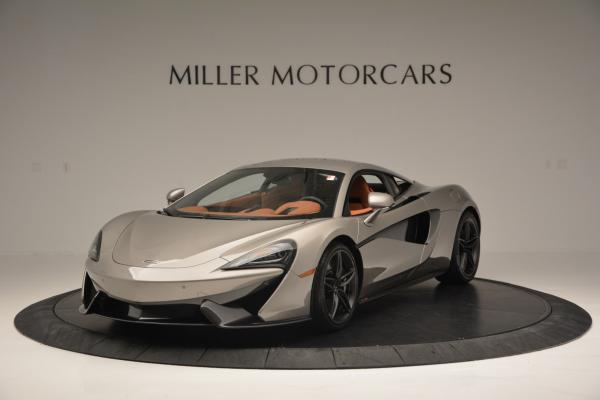 New 2016 McLaren 570S for sale Sold at Bentley Greenwich in Greenwich CT 06830 1
