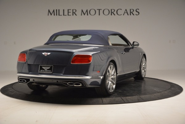 Used 2017 Bentley Continental GT V8 S for sale $179,900 at Bentley Greenwich in Greenwich CT 06830 20
