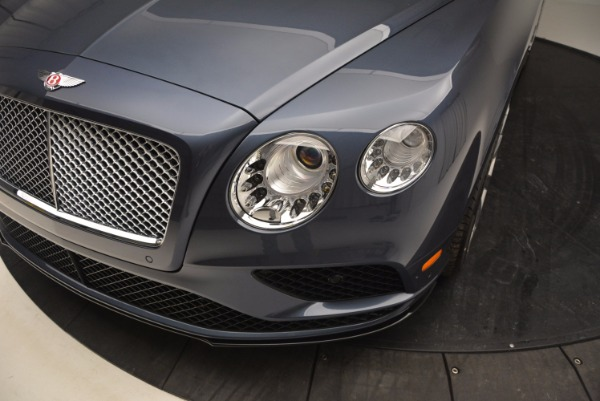 Used 2017 Bentley Continental GT V8 S for sale $179,900 at Bentley Greenwich in Greenwich CT 06830 26