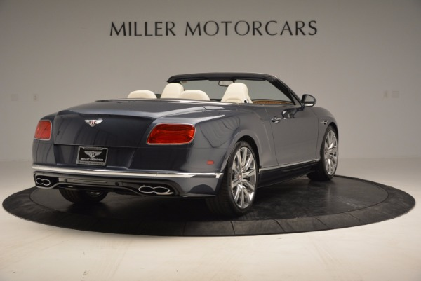 Used 2017 Bentley Continental GT V8 S for sale $179,900 at Bentley Greenwich in Greenwich CT 06830 7