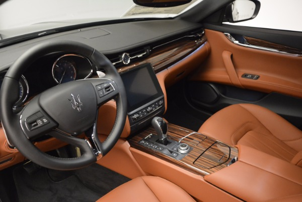 New 2017 Maserati Quattroporte S Q4 GranLusso for sale Sold at Bentley Greenwich in Greenwich CT 06830 13