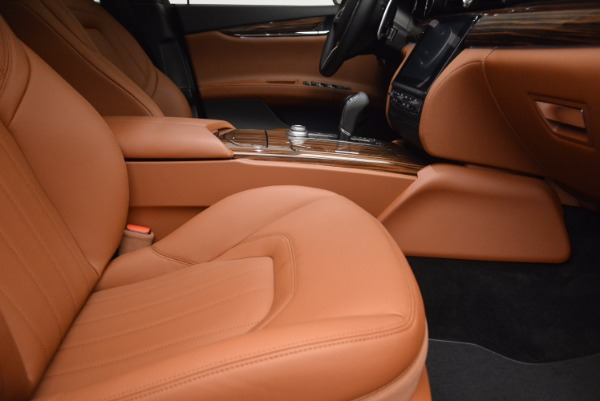 New 2017 Maserati Quattroporte S Q4 GranLusso for sale Sold at Bentley Greenwich in Greenwich CT 06830 20