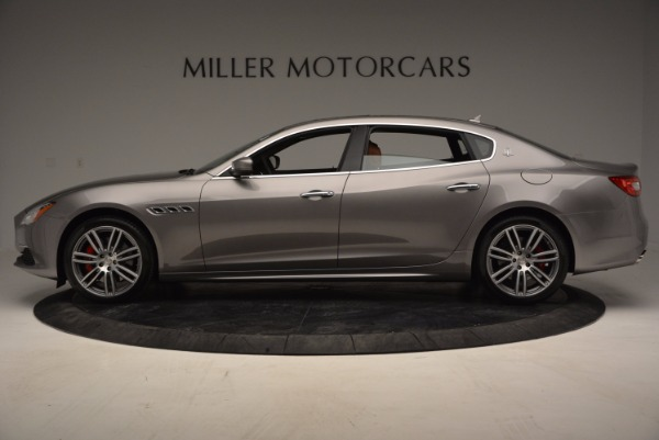 New 2017 Maserati Quattroporte S Q4 GranLusso for sale Sold at Bentley Greenwich in Greenwich CT 06830 3