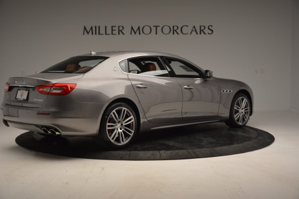 New 2017 Maserati Quattroporte S Q4 GranLusso for sale Sold at Bentley Greenwich in Greenwich CT 06830 8
