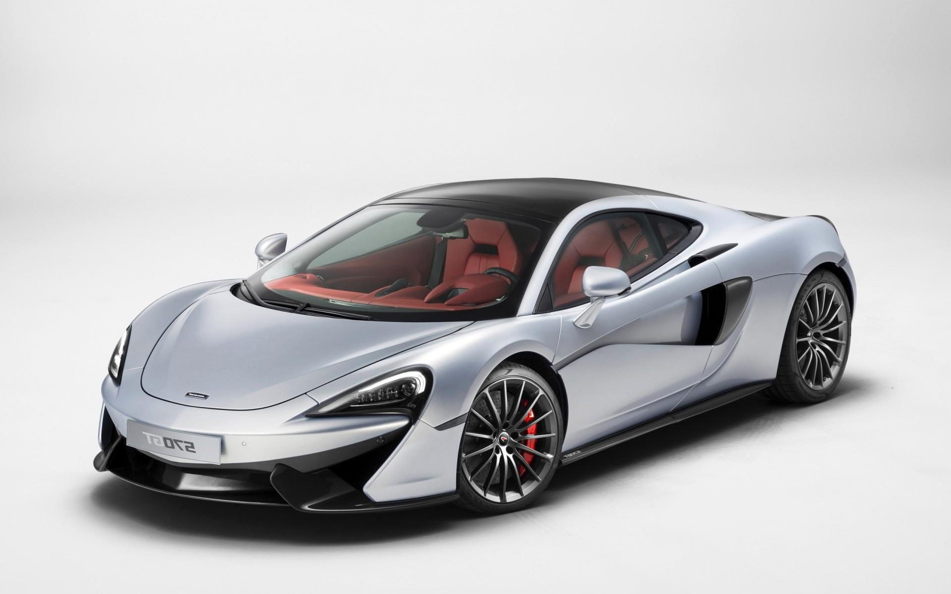 New 2017 McLaren 570GT for sale Sold at Bentley Greenwich in Greenwich CT 06830 1