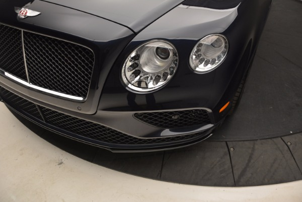 New 2017 Bentley Continental GT V8 S for sale Sold at Bentley Greenwich in Greenwich CT 06830 27
