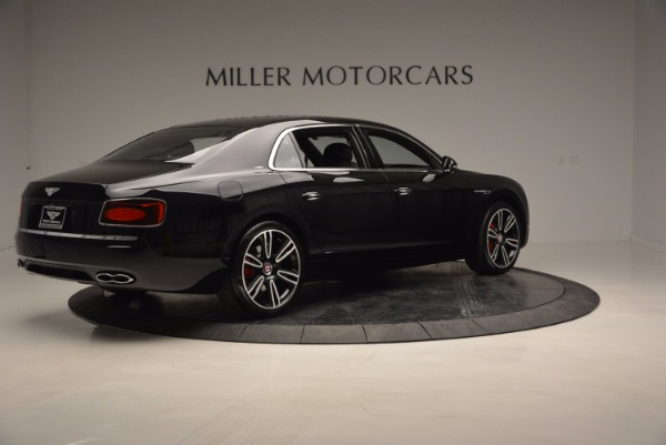Used 2017 Bentley Flying Spur V8 S for sale Sold at Bentley Greenwich in Greenwich CT 06830 8