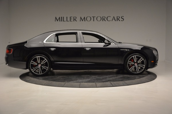 Used 2017 Bentley Flying Spur V8 S for sale Sold at Bentley Greenwich in Greenwich CT 06830 9