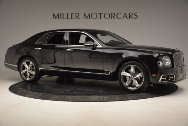 Used 2017 Bentley Mulsanne Speed for sale Sold at Bentley Greenwich in Greenwich CT 06830 10